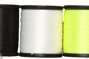Fil Fluo Stream JMC big fly - coloris blanc
