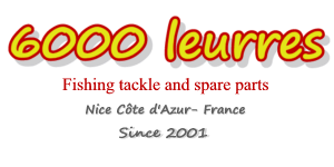 6000 leurres - Catalogue Mepps France